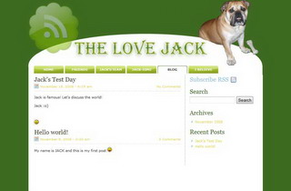 The Love Jack
